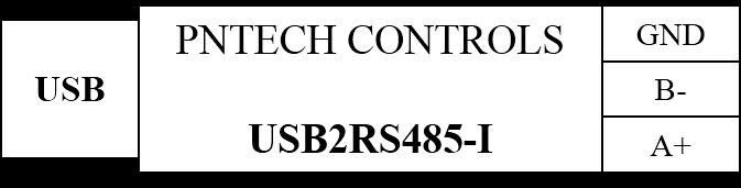 USB2RS485 I