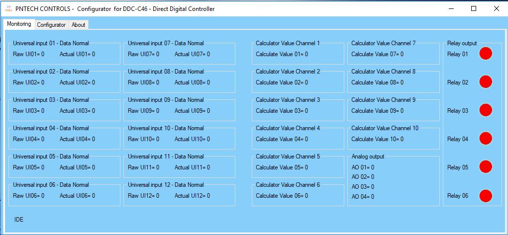 DDC Config 1